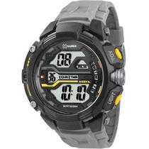 Relógio XGAMES XMPPD341 BXGX Digital - PRETO/PRATA/AMARELO