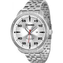 Relógio XGAMES XMSS1033 S2SX ANALÓGICO - PRATA/BRANCO