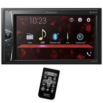"""Reprodutor De Dvd Automotivo Pioneer Dmh-G225Bt 6.2"""" Com Bluetooth E Usb - Preto"""