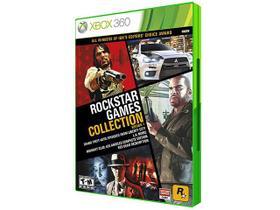 Rockstar Games Collection: Edition 1 p/ Xbox 360