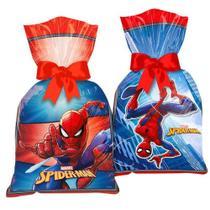 Sacola Surpresa Homem aranha - 8 Unidades - Regina Festas
