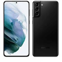 """Samsung Galaxy S21+ Preto, com Tela de 6,7"""", 5G, 256GB e Câmera Tripla de 12MP + 64MP + 12 MP - SM-G996BZKKZTO"""