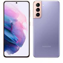 """Samsung Galaxy S21 Violeta, com Tela Infinita de 6,2"""", 5G, 128GB, Câmera Tripla de 12MP+64MP+12MP - SM-G991BZVJZTO"""