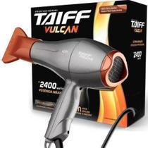Secador de Cabelo Profissional Ion Vulcan Taiff 127V - 2400W