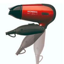 Secador De Cabelos Mondial Max Travel Sc-10 1200W Portátil Bivolt