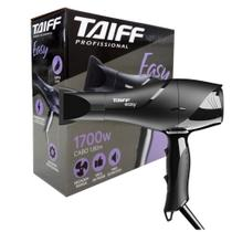Secador De Cabelos Taiff Easy Profissional 1700w Preto