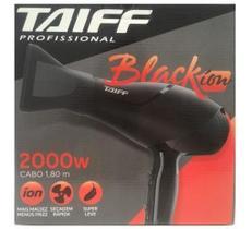 Secador taiff black íon 2000w