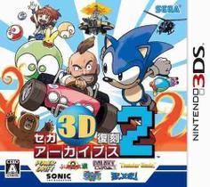 Sega 3d Classics Collection 3ds Lacrado