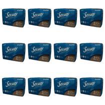 Sensaty Premium Fralda Geriátrica Econômica Xg C/16 (Kit C/12)