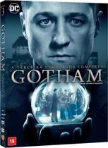 Série Gotham - Terceira Temporada - DVD