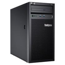 Servidor Lenovo ST50 Intel Quad Core Xeon E-2224G 3.5 Ghz 8GB HD 1TB - 7Y481002BR