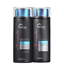 Shampoo 300Ml + Condicionador 300Ml Truss Miracle