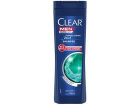 Shampoo Clear Anticaspa Limpeza Diária 2 em 1