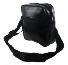 Shoulder Bag Bolsa De Ombro Transversal Em PU Com Alça De Ajuste