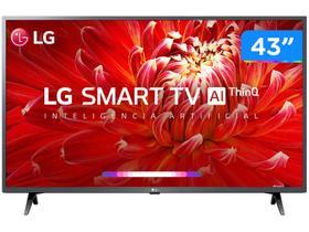 """Smart TV 43"""" Full HD LED LG 43LM6370 60Hz"""