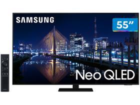 "Smart TV 55"" 4K NEO QLED Mini Led Samsung 55QN85A"