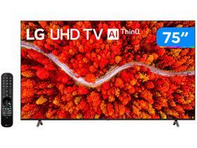 """Smart TV 75"""" Ultra HD 4K LED LG 75UP8050"""