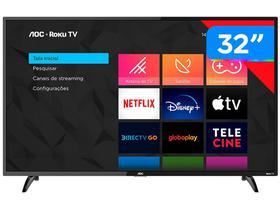 """Smart TV HD LED 32"""" AOC 32S5195/78G"""