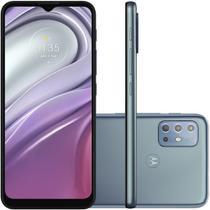 Smartphone 64GB Motorola Moto G20 6.5 Octa Core Azul