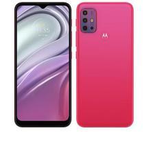 """Smartphone Moto G20 Pink, com Tela de 6,5"""", 4G, 64GB e Câmera Quádrupla de 48 MP+8 MP+2 MP+2 MP - XT2128-4"""