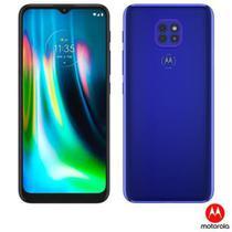"""Smartphone Moto G9 Play Azul Safira, com Tela de 6,5"""", 4G, 64GB e Câmera de 48MP* + 2MP - Motorola"""