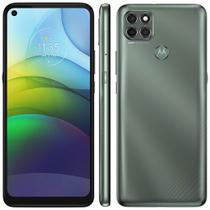 "Smartphone Motorola G9 Power 128GB 4G Tela 6.8"" Câmera Tripla 64MP 2MP 2 MP Verde Pacífico"