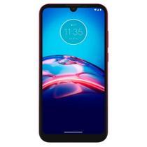 "Smartphone Motorola Moto E6I Rosa, Tela de 6.1"", 4G+Wi-Fi, And. 10, Cãm. Tras. de 13+2MP, Frontal de 5MP, 2GB RAM, 32GB"