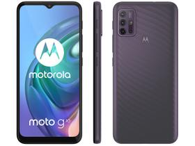 Smartphone Motorola Moto G10 64GB Cinza Aurora
