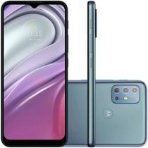 Smartphone Motorola MOTO G20 XT2128-1 Dual Chip 4GB RAM Memoria 64GB Azul