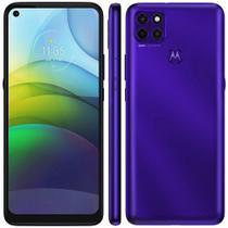 "Smartphone Motorola Moto G9 Power 128GB Tela 6.8"" Câmera Tripla 64MP 2MP 2MP Purple"