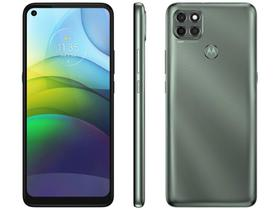 "Smartphone Motorola Moto G9 Power 128GB - Verde Pacífico 4G 4GB RAM Tela 6,8"" Câm. Tripla"