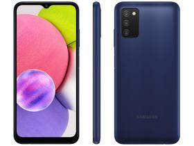 Smartphone Samsung Galaxy A03s 64GB Azul 4G
