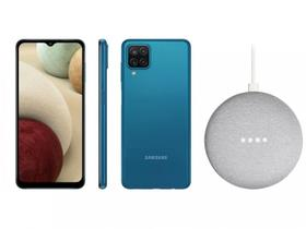 Smartphone Samsung Galaxy A12 64GB Azul 4G