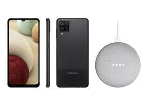 Smartphone Samsung Galaxy A12 64GB Preto 4G
