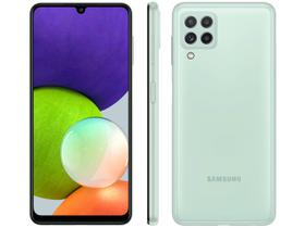 Smartphone Samsung Galaxy A22 128GB Verde 4G