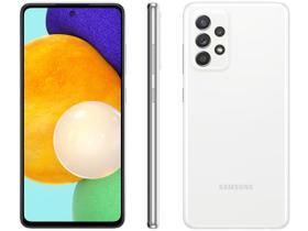 Smartphone Samsung Galaxy A52 128GB Branco 4G
