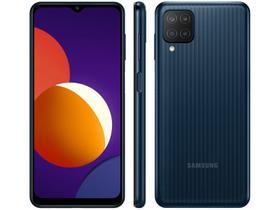 Smartphone Samsung Galaxy M12 64GB Preto 4G