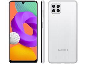 Smartphone Samsung Galaxy M22 128GB Branco 4G