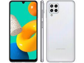 Smartphone Samsung Galaxy M32 128GB Branco