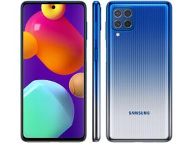 Smartphone Samsung Galaxy M62 128GB Azul