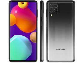 Smartphone Samsung Galaxy M62 128GB Preto