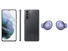 Smartphone Samsung Galaxy S21 128GB Cinza 5G