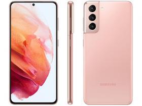 Smartphone Samsung Galaxy S21 128GB Rosa 5G