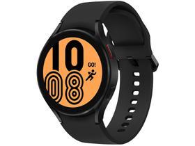 Smartwatch Samsung Galaxy Watch4 BT Preto 44mm