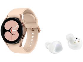 Smartwatch Samsung Galaxy Watch4 LTE Ouro Rosé