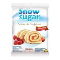 Snow Sugar Impalpavel 1k Mavalerio