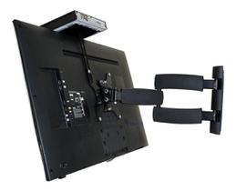 """Suporte articulado tv smart LCD, 4K e Curva 23"""" a 55'' + suporte para conversor - cs0045asc - cs"""