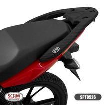 Suporte Baú Honda CG 125 150 160 2014/... Fiber Force SCAM