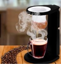 Suporte Mini Coador Café Individual Passador Filtro De Pano