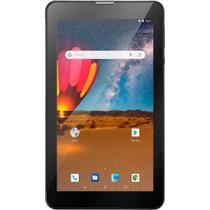 Tablet 7'' m7 3g plus dual chip quad core 1 gb de ram memória 16 gb - nb304 - multilaser (preto)